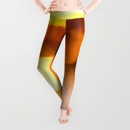 Cozy And Abstract Lights Leggings