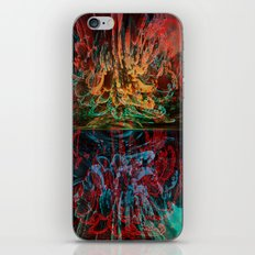 The Lake of Pure Mind iPhone & iPod Skin