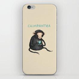 Chimpantea iPhone Skin