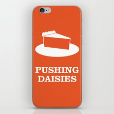 Pushing Daisies iPhone & iPod Skin