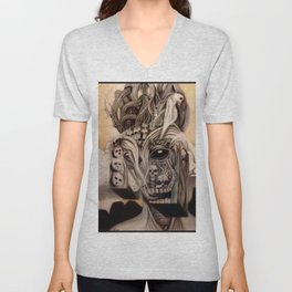 Ghost Machine Unisex V-Neck