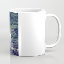 Living on the Edge Coffee Mug