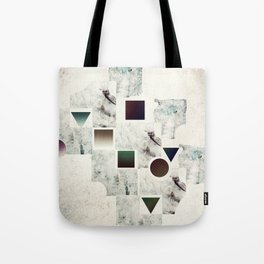 Of Fragments and Wholes Tote Bag