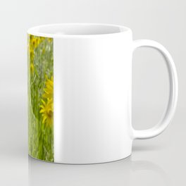 Golden meadow Coffee Mug