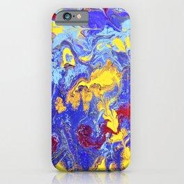 Worm Galaxy iPhone Case