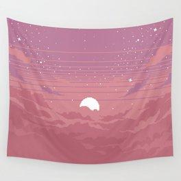 Moonburst Wall Tapestry
