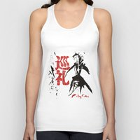 scott pilgrim Tank Tops featuring Pilgrim by biblebox