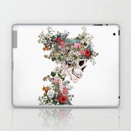 Skull Queen Laptop & iPad Skin