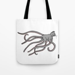 Octopussy (2014) colour Tote Bag