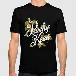 Peachy Keen : Peach T-shirt
