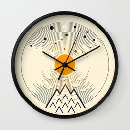 solarec Wall Clock