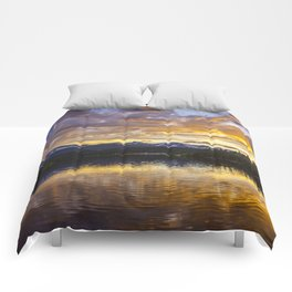 Mile High Sunset Comforters