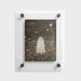 Fireflies Floating Acrylic Print