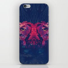 OWLS - Psychedelic | Art | Movement | Pop Art | Abstract | Animals | 70's | Trip  iPhone Skin
