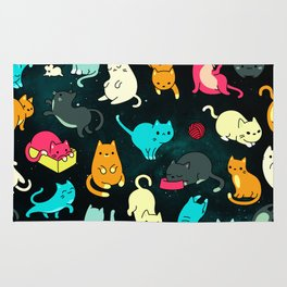 Kitty Space Rug