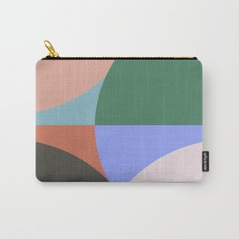 Travel Mug Pattern Carry-All Pouch
