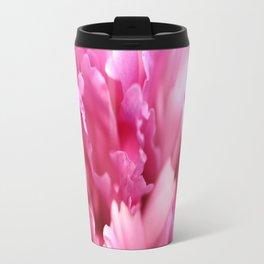 Pink Flower Petals Close-up #decor #society6 #homedecor #buyart Travel Mug