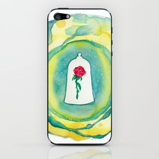Disney's Beauty and the Beast Enchanted Rose iPhone & iPod Skin