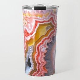 Agate Gem slice Travel Mug