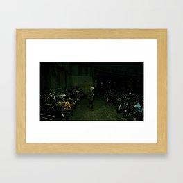 DAM 4 Framed Art Print
