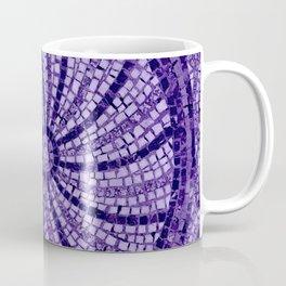 Ultra Violet Stone Tiles 18-3838 Coffee Mug