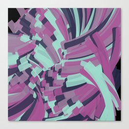 Twisting Nether Canvas Print