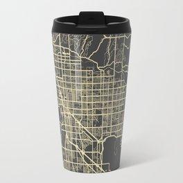 Tucson Map Travel Mug