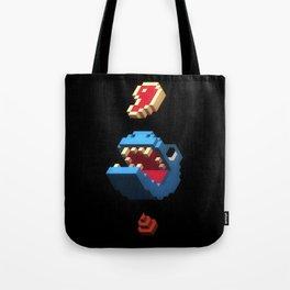 Feed the Beast Tote Bag