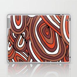Abstract pattern design Laptop & iPad Skin