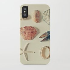 From the Sea Slim Case iPhone X