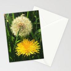 Taraxacum Officinale Stationery Cards