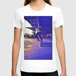Colorful Skater T-shirt