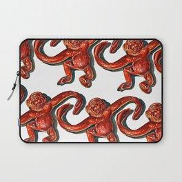 Monkeys ! Vintage Barrel of Monkeys  Laptop Sleeve