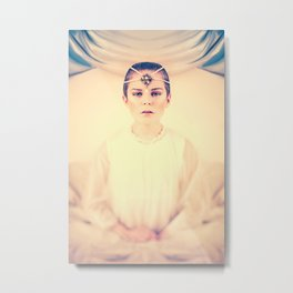 The Childlike Empress Metal Print