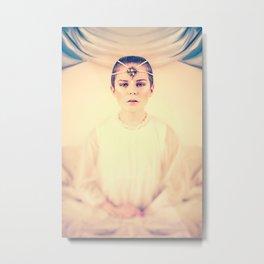 The Childlike Empress Metal Print