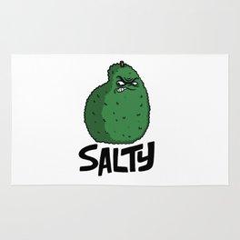Salty Avocado Rug