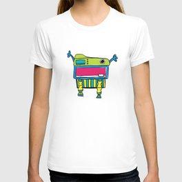 Happy Mr. Turtle T-shirt