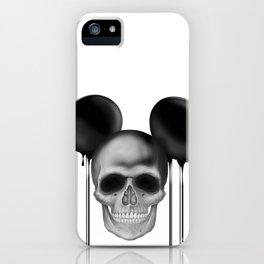 Mick3y iPhone Case
