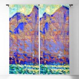 Childe Hassam Mount Beacon Blackout Curtain