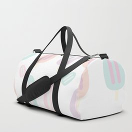 another popsicles pattern Duffle Bag
