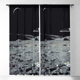 Space 1999 Eagle 2 Blackout Curtain