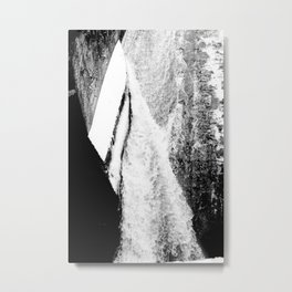 WASH YOUR HANDS, SHOW ME YOUR SOUL. Metal Print
