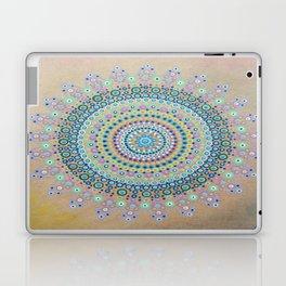Mursy Hill Wish Board Mandala Laptop & iPad Skin