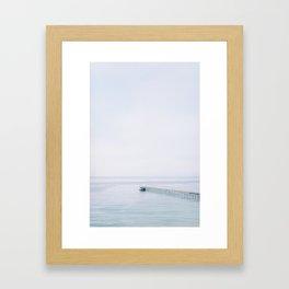SANTA BARBARA 3 Framed Art Print