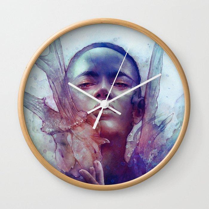 Prey Wall Clock