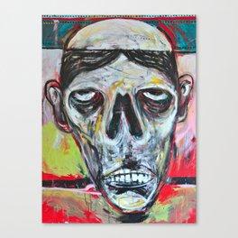 Bald Citizen Canvas Print