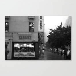 Zabar's (NYC) Canvas Print