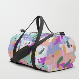 Oil Abstract I Duffle Bag