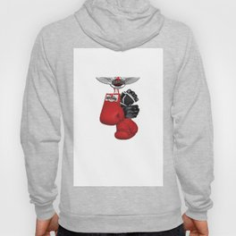 The Upgrade Boxing Channel Hoody