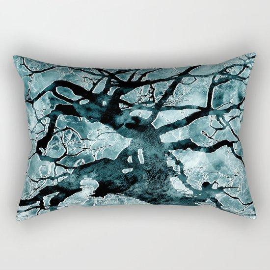 A Crisp Winter Morning Rectangular Pillow